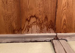 雨漏り修理・雨漏り補修工事