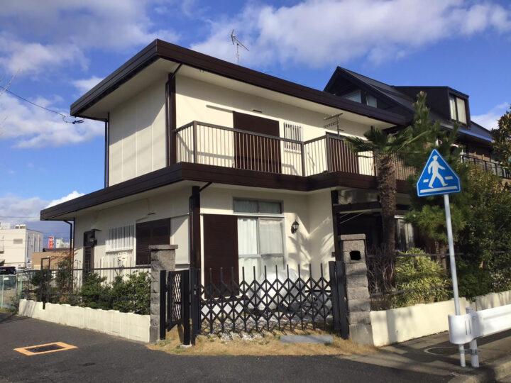名古屋市守山区 外壁塗装工事 屋根塗装工事 シーリング工事