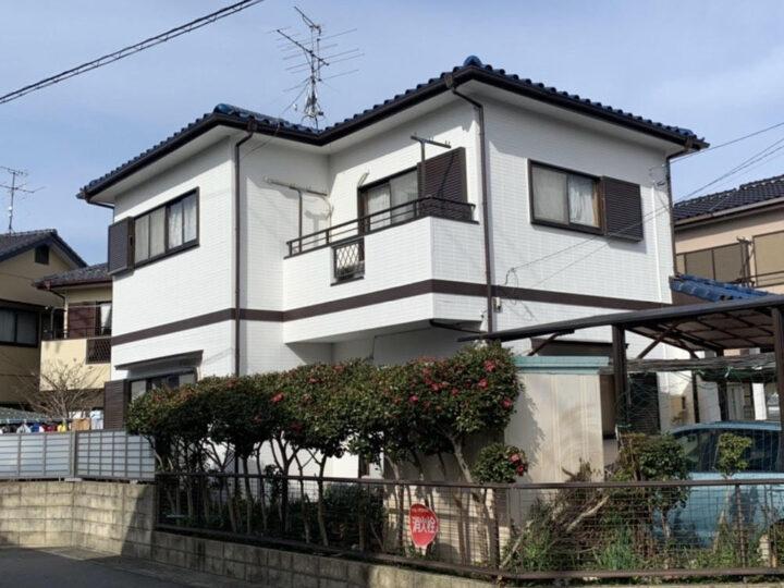 愛知県名古屋市千種区 外壁塗装工事 シーリング工事 防水工事