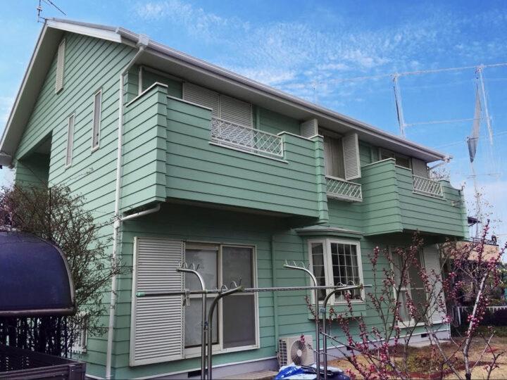 名古屋市守山区 外壁塗装工事 屋根塗装工事 シーリング工事 防水工事