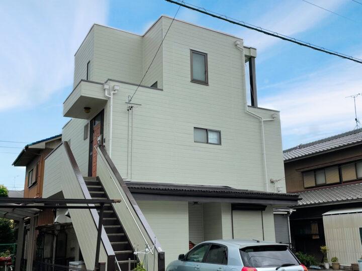 名古屋市緑区 外壁塗装工事 シーリング工事 防水工事