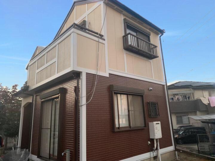 愛知県東郷町 屋根塗装工事 外壁塗装工事 シーリング工事 防水工事