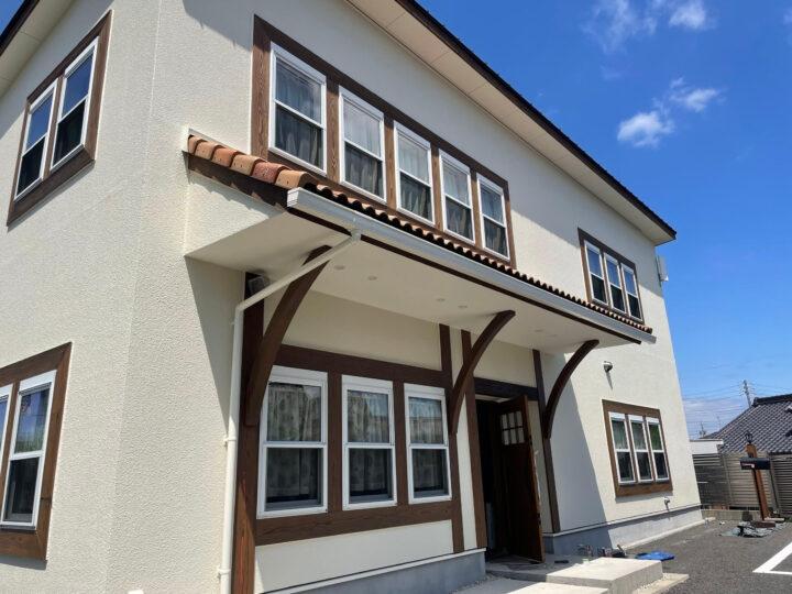 名古屋市守山区 外壁塗装工事 屋根塗装工事 シーリング工事 木部塗装工事 防水工事