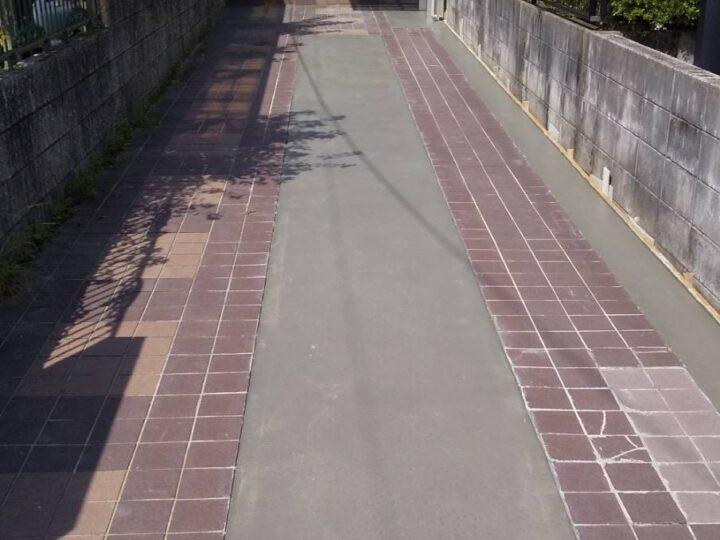 名古屋市守山区 土間工事