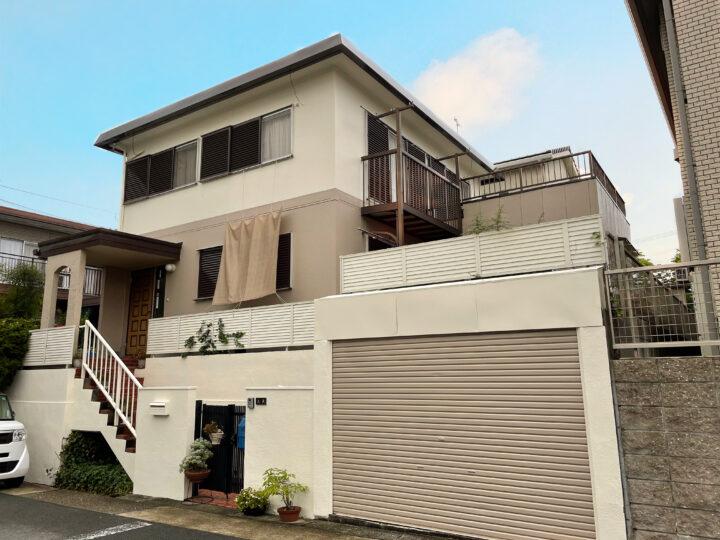 名古屋市名東区 外壁塗装工事 屋根塗装工事 防水工事 シーリング工事