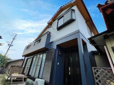 名古屋市千種区 外壁塗装工事 シーリング工事 防水工事