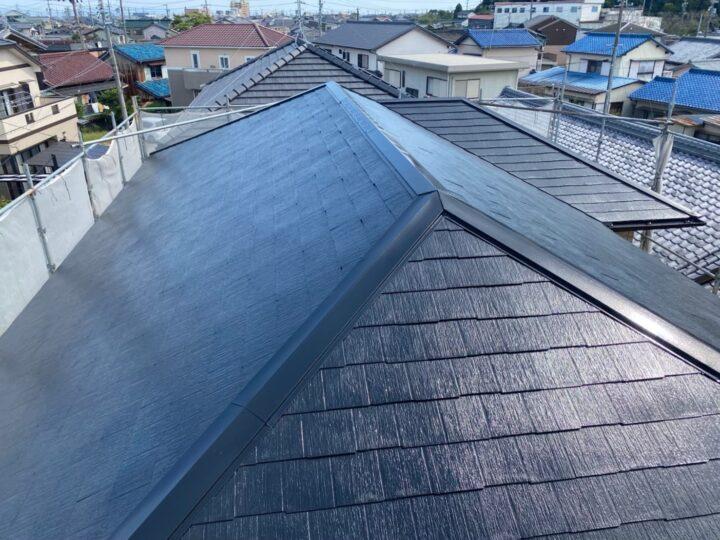 愛知県名古屋市千種区 屋根塗装工事 外壁塗装工事 シーリング工事