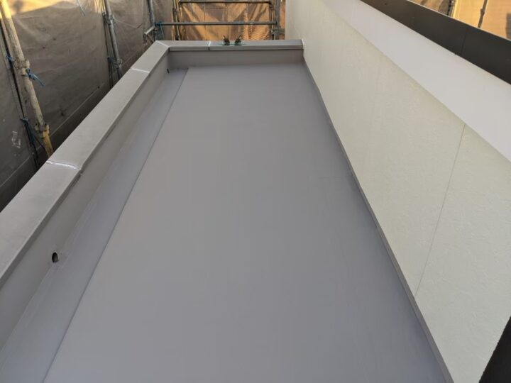 愛知県名古屋市名東区 外壁塗装工事 防水工事 シーリング工事