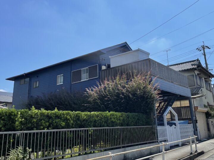 愛知県名古屋市千種区 外壁塗装工事 屋根塗装工事 シーリング工事 防水工事