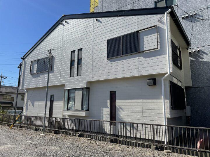 名古屋市 守山区 外壁塗装工事 シーリング工事 屋根塗装工事